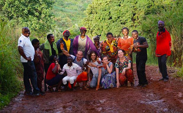 Cameroon Volunteering West Africa