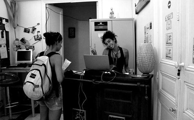 Hostel Volunteer Work in France