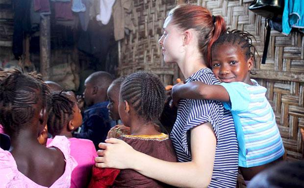 Volunteer Sierra Leone