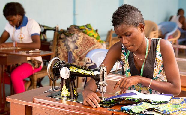 Volunteer Togo Africa