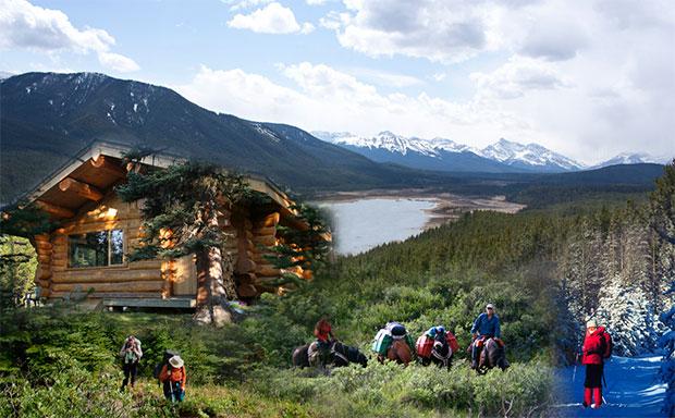 Volunteer Canadian Rockies
