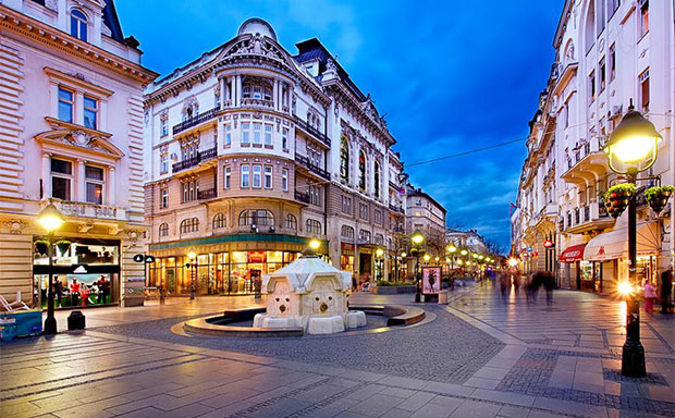 Belgrade Hostel Volunteering in Serbia