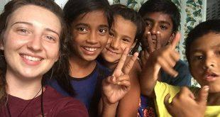 Gap Year Volunteer India