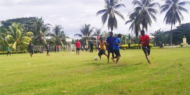 Youth Volunteer Assistant in Solomon Islands
