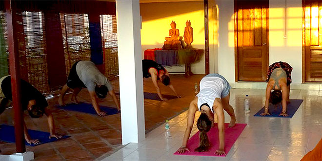 Be a Yoga Studio Volunteer in Cambodia