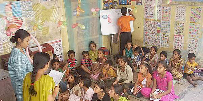 India Calling Volunteers (help with kids & women projects)