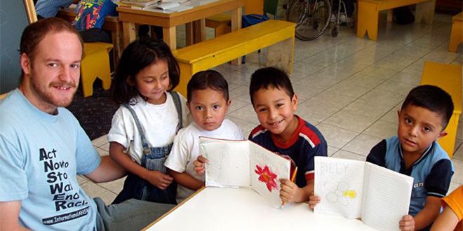 ESL Teaching Volunteer Placements Guatemala City