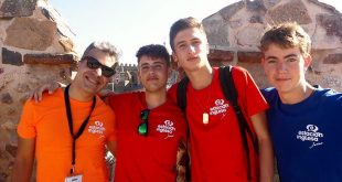 Volunteer in Spain