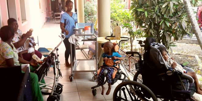 Haiti Orphanage Volunteering (Children with Special Needs)