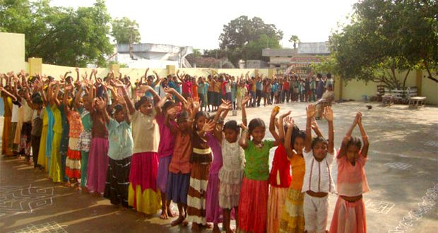 India Orphanage Volunteering