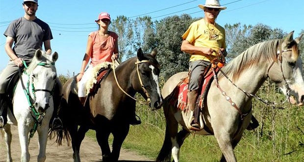 Horse Riding Volunteering in Argentina, South America