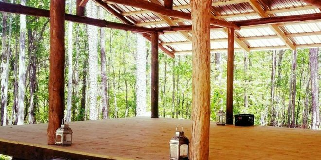 Help us Build an Off Grid Yoga Retreat in United States