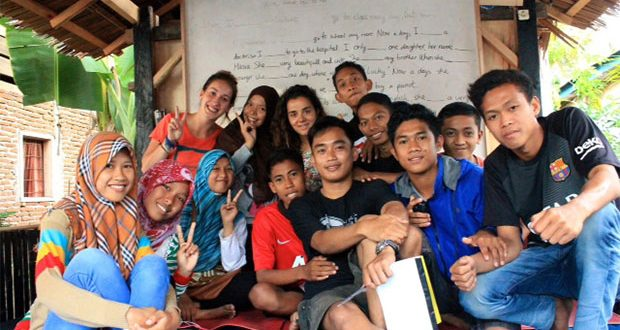 Teaching Indonesia and Spread Environmental Awareness in Indonesia