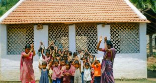 India Volunteering With Kids Sharing Your Time, Talents and Skills