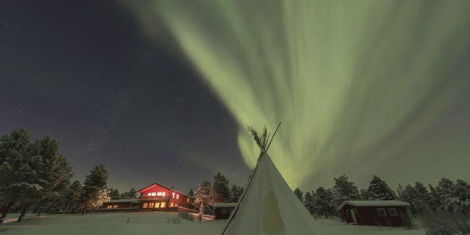 Volunteer in Lapland