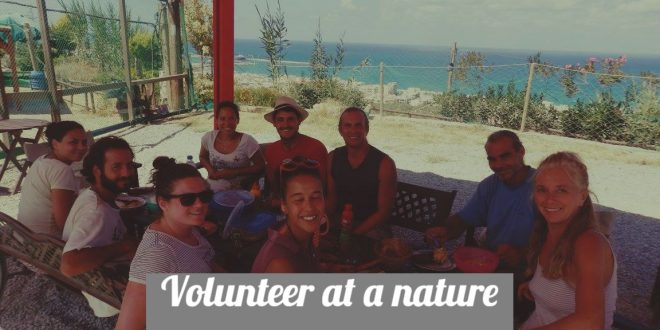 Nature Park Helper: Volunteer at a nature park in Greece