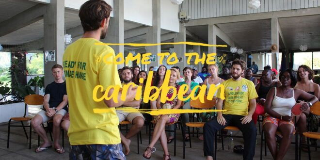 Fighting With the Poor: Volunteer with Caribbean communities