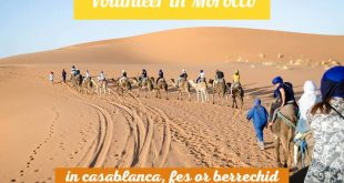 Teach in Morocco