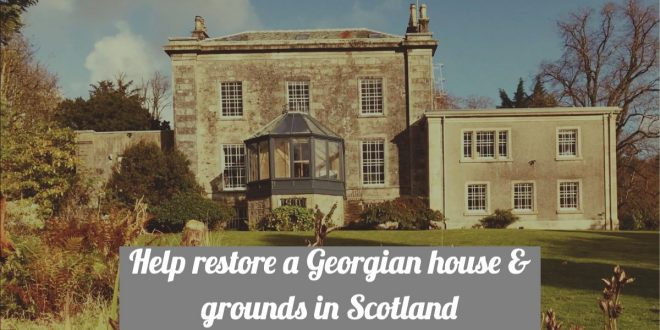House and grounds restoration