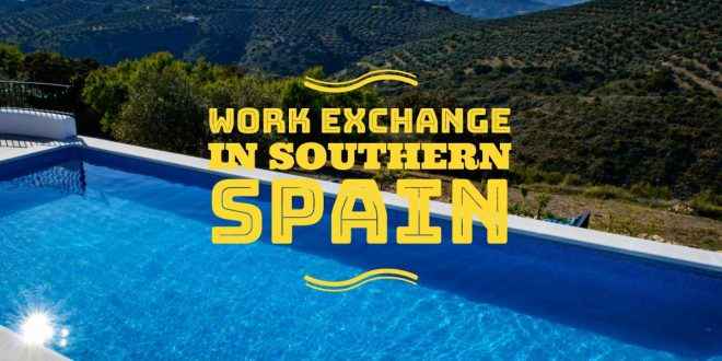 Work exchange in Spain