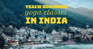 volunteering for yoga teachers in india