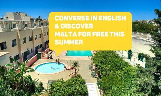 Volunteer in Malta