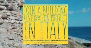 volunteer in southern italy