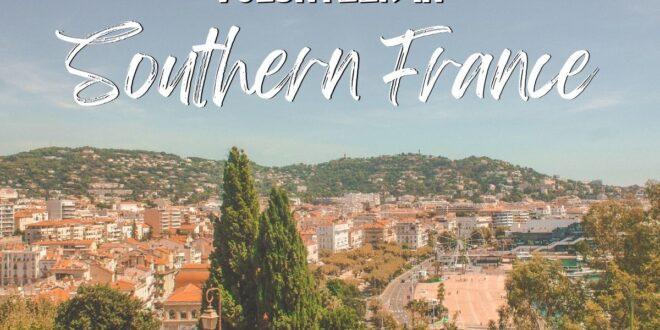 volunteering in southern France